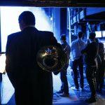 Staatskapellenmusiker auf ihren Wegen: Backstage in Charlottenburg...