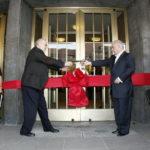 »Eröffnung mit Schleife« im September 2010