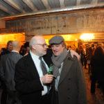 Mit Ingo Metzmacher nach der Premiere von »Al gran sole«