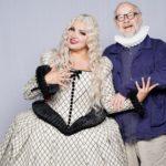 Der einzig wahre Troubadour mit seiner Anna-Leonora