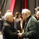Backstage mit Daniel Barenboim nach »Don Giovanni«