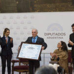 Während seines Aufenthalts in Buenos Aires wurde Daniel Barenboim...